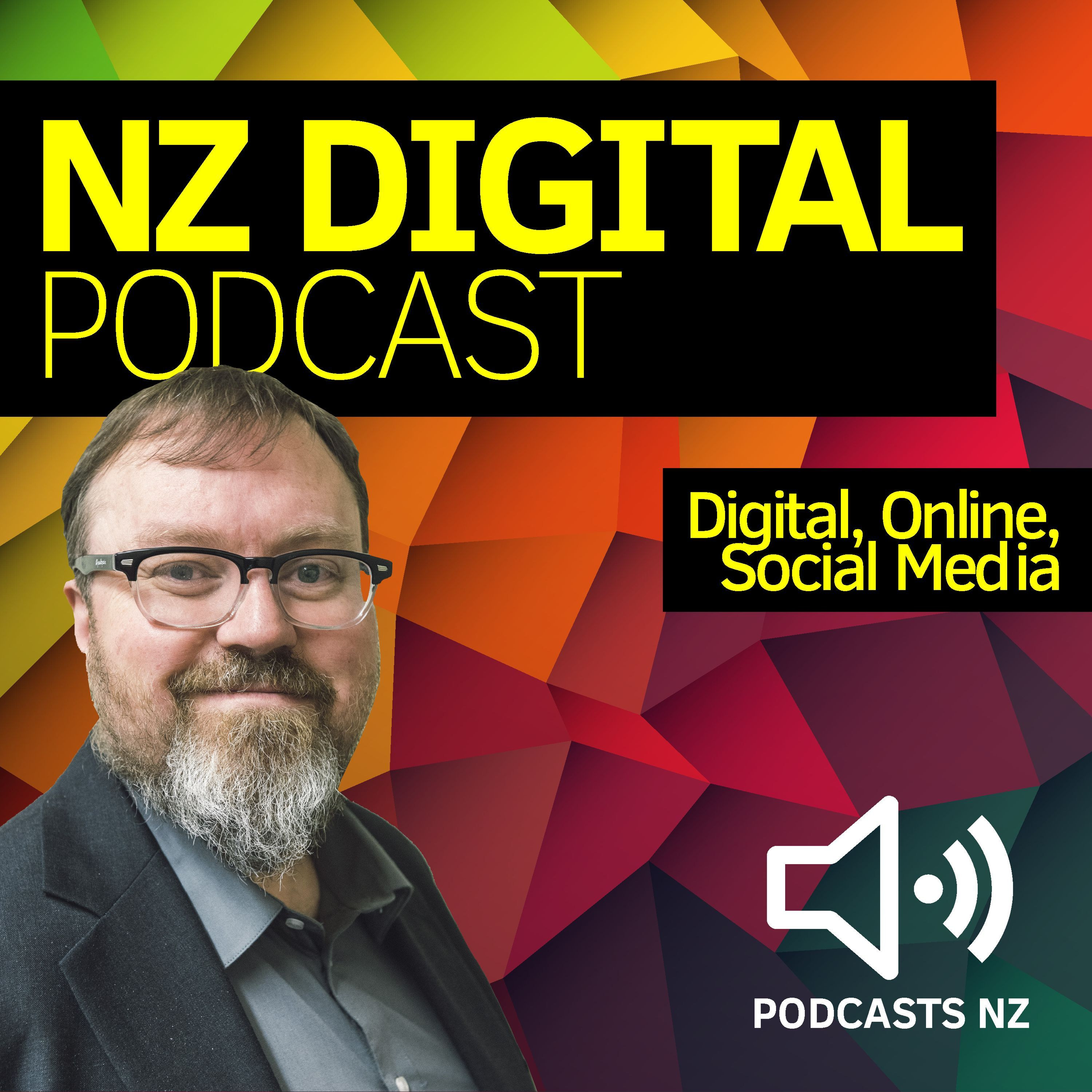 NZ Digital Podcast
